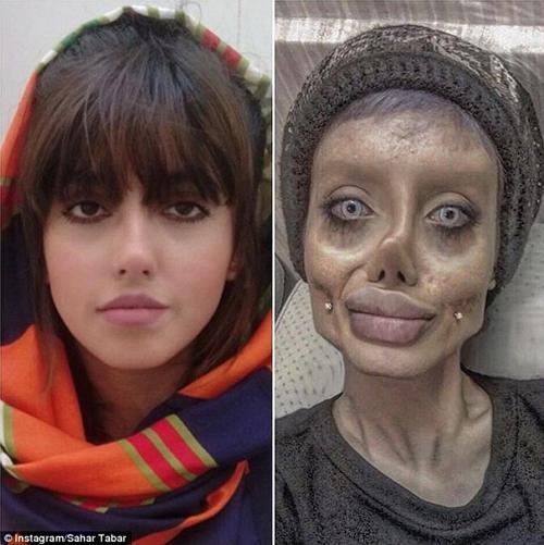 """""""Angelina Jolie lỗi"""" từng gây chấn động vì quá kỳ dị vừa lộ mặt thật - 3"""
