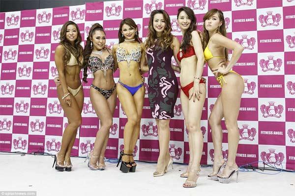 Cuối cùng đã có cuộc thi Hoa hậu Vòng 3 đẹp nhất Nhật Bản - 8