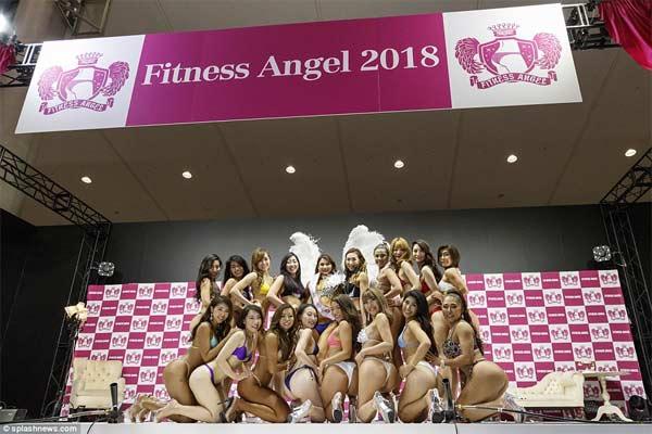 Cuối cùng đã có cuộc thi Hoa hậu Vòng 3 đẹp nhất Nhật Bản - 7