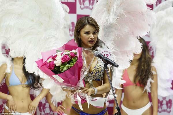 Cuối cùng đã có cuộc thi Hoa hậu Vòng 3 đẹp nhất Nhật Bản - 4