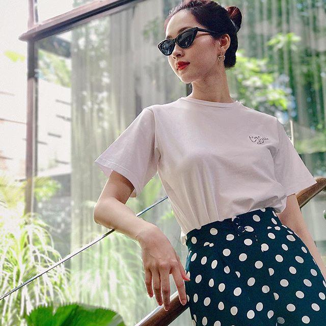 Hoa hậu Thu Thảo giảm 13kg sau sinh nhờ cho con bú, ăn đặc biệt - 2