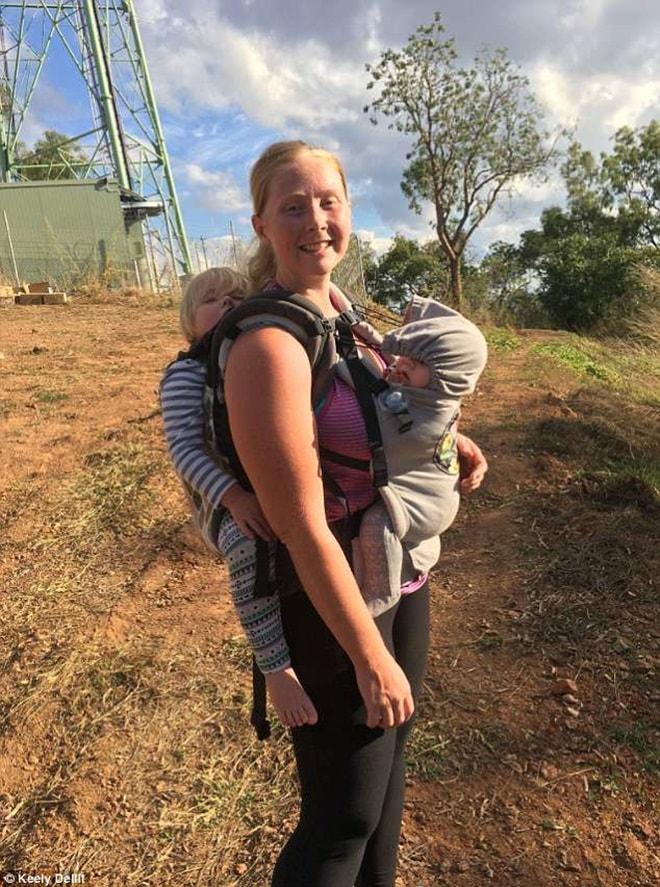 Bà mẹ trẻ 3 con giảm hơn nửa tạ mà không gần tập gym - 4