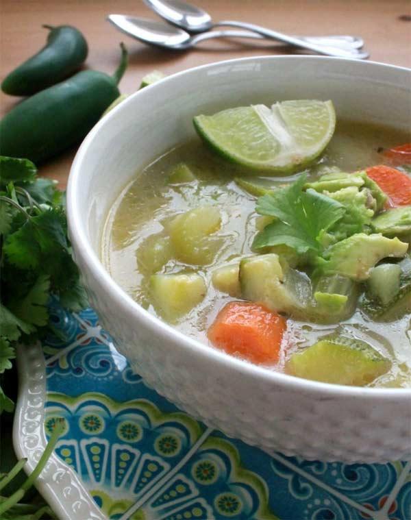 2 công thức súp giúp bạn ăn ngon mà giảm 2 - 3kg mỗi tuần - 2
