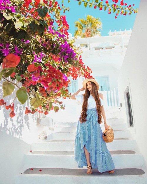 """Bí quyết góc tâm hồn đẹp mê hoặc của """"công chúa tóc mây Việt"""" - 6"""