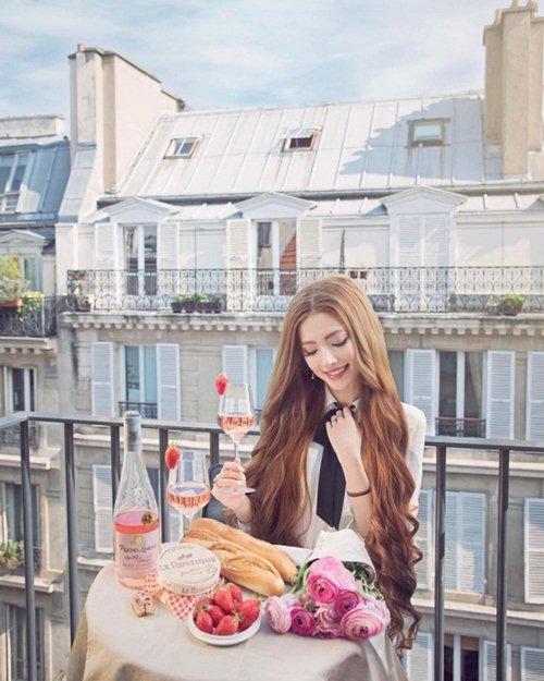 """Bí quyết góc tâm hồn đẹp mê hoặc của """"công chúa tóc mây Việt"""" - 5"""