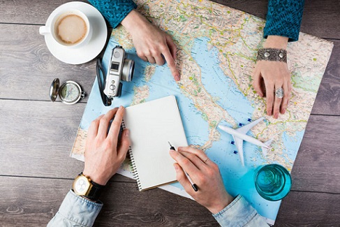 8 mẹo đề phòng móc túi khi đi du lịch