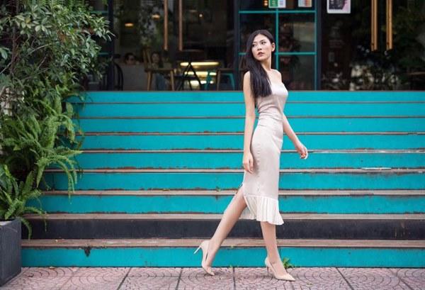 """2 tháng sau sinh, Chúng Huyền Thanh """"đánh bay"""" 16kg mỡ thừa - 5"""
