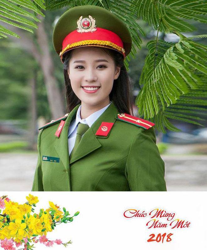 Hoa khôi 10X trường Trần Phú tiết lộ bí mật sau 3 vòng 85-60-93 - 9