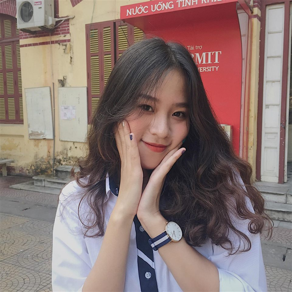 Hoa khôi 10X trường Trần Phú tiết lộ bí mật sau 3 vòng 85-60-93 - 10
