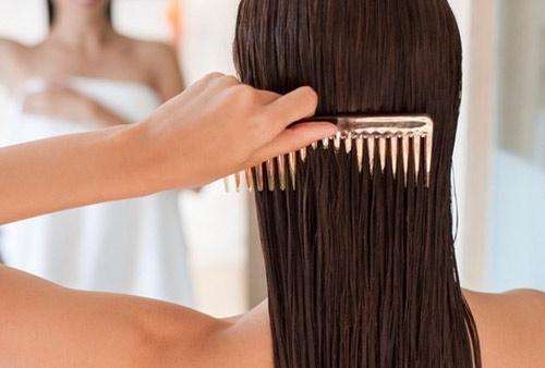 9 nguyên liệu nhà bếp giúp tóc thẳng mượt không cần duỗi - 2