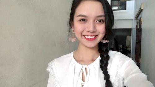 """Em gái Vũ Hoàng Điệp: """"Tôi phải ăn nhiều trước đêm chung kết HH Việt Nam"""" - 6"""