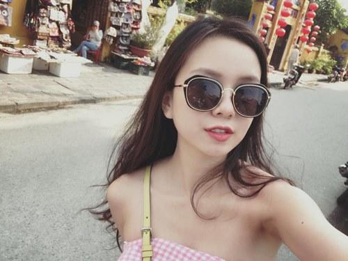 """Em gái Vũ Hoàng Điệp: """"Tôi phải ăn nhiều trước đêm chung kết HH Việt Nam"""" - 4"""