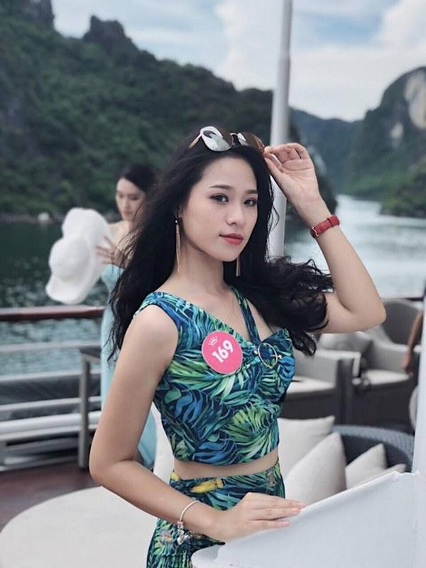Ngắm không rời mắt 3 mỹ nữ có thân hình nuột nà nhất Hoa hậu Việt Nam 2018 - 2