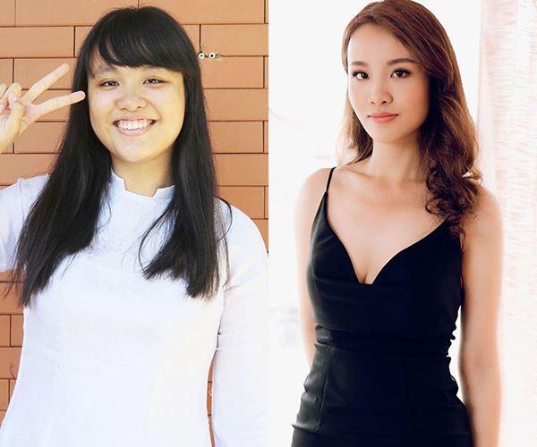 """Màn """"lột xác"""" của hai mỹ nhân Hoa hậu Việt Nam 2018 khiến nhiều người ngỡ ngàng - 4"""
