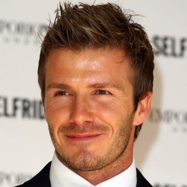 Phát hiện sự thật về mái tóc lơ thơ bị chê bai của David Beckham - 6