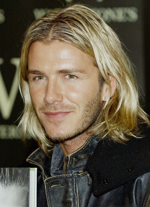 Phát hiện sự thật về mái tóc lơ thơ bị chê bai của David Beckham - 9