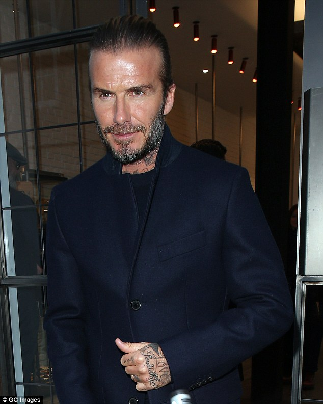 Phát hiện sự thật về mái tóc lơ thơ bị chê bai của David Beckham - 3