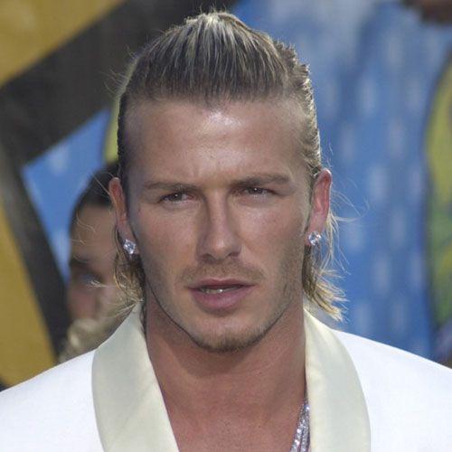 Phát hiện sự thật về mái tóc lơ thơ bị chê bai của David Beckham - 10