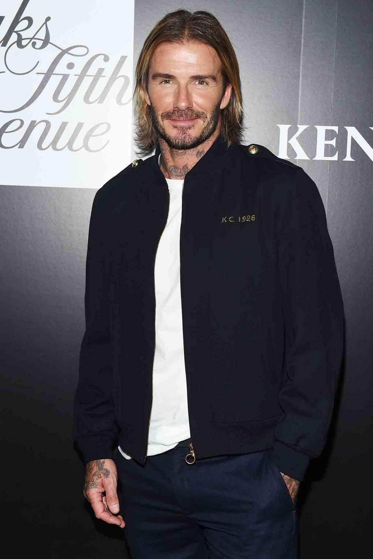 Phát hiện sự thật về mái tóc lơ thơ bị chê bai của David Beckham - 11