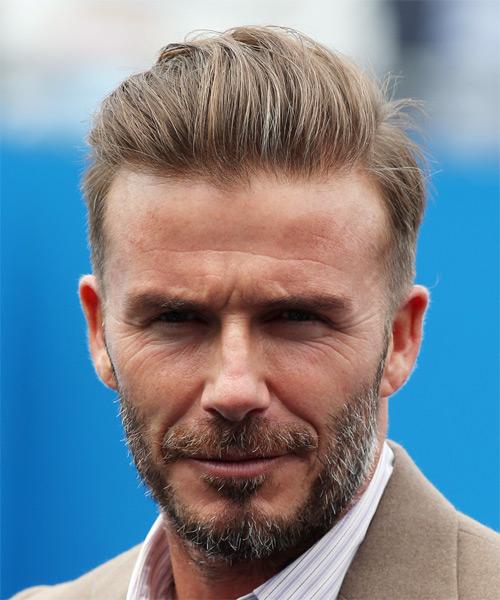 Phát hiện sự thật về mái tóc lơ thơ bị chê bai của David Beckham - 8