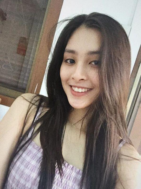 Dung mạo đời thường tuyệt xinh của Top 3 Hoa hậu Việt Nam 2018 - 4