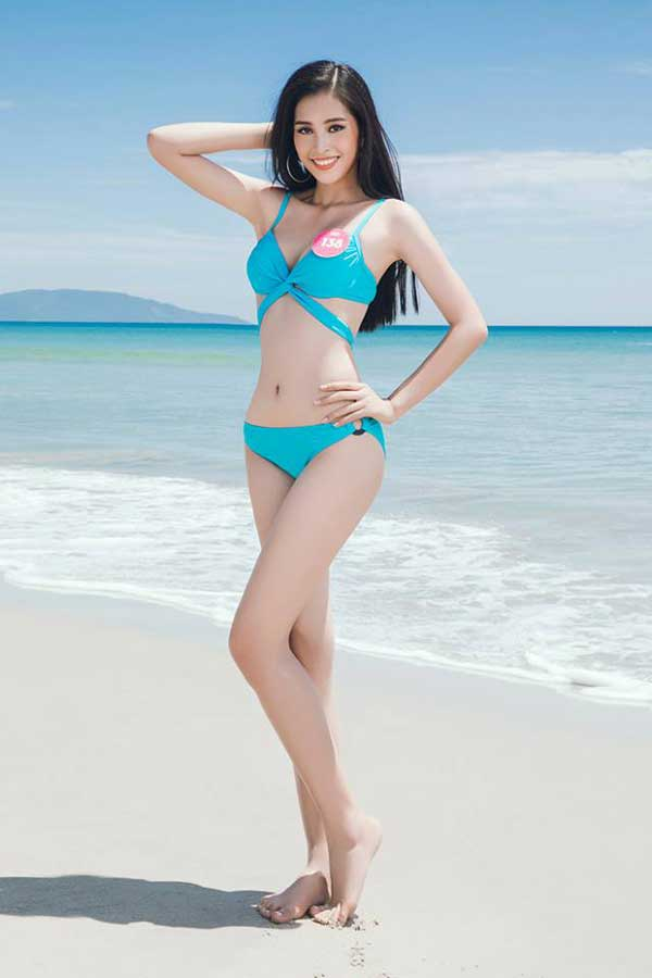 """Hoa hậu Trần Tiểu Vy: """"Thà đẹp nhân tạo còn hơn xấu tự nhiên"""" - 4"""