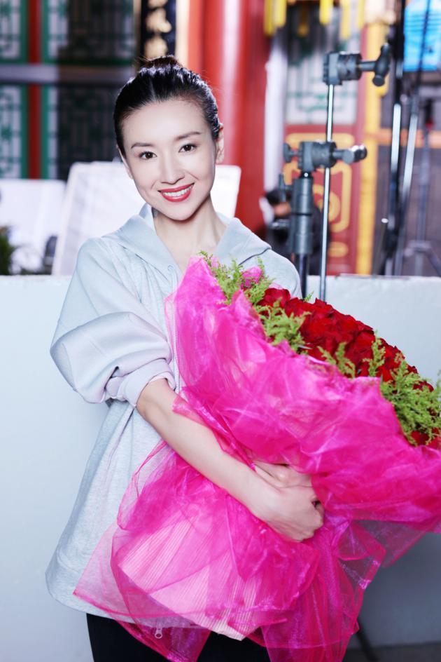 Châu Tấn, Đổng Khiết đẹp mỹ miều sau khi ly hôn, bị chồng bỏ - 5