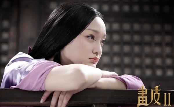 Châu Tấn, Đổng Khiết đẹp mỹ miều sau khi ly hôn, bị chồng bỏ - 2