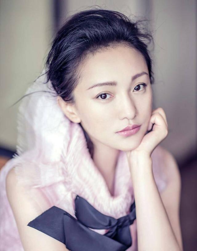 Châu Tấn, Đổng Khiết đẹp mỹ miều sau khi ly hôn, bị chồng bỏ - 3