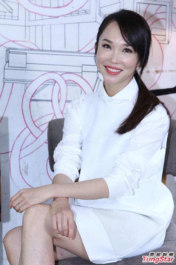 """""""Quốc bảo mỹ nữ Singapore"""" U50 vẫn trẻ như thiếu nữ - 4"""