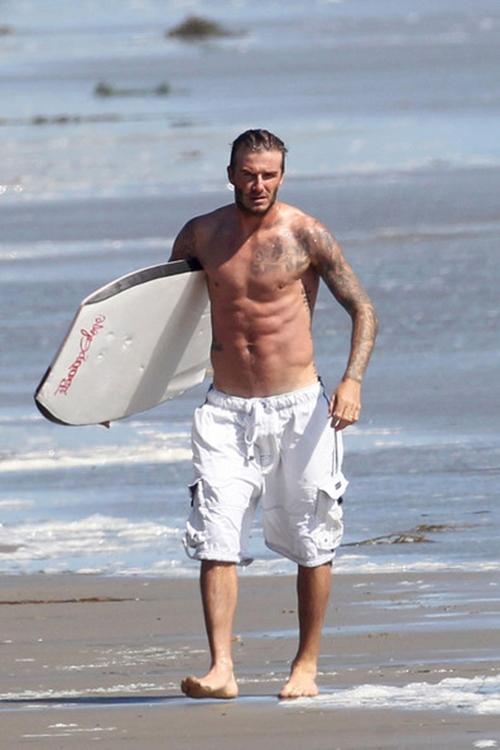 Thói quen khá nữ tính này, bảo sao Beckham U50 vẫn phong độ ngút trời - 6