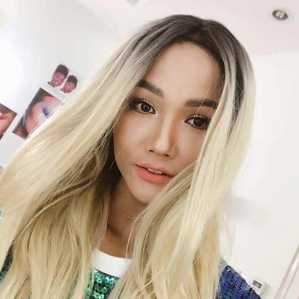Chán tóc tém, da nâu, H'Hen Niê để tóc vàng choé, tắm trắng? - 3