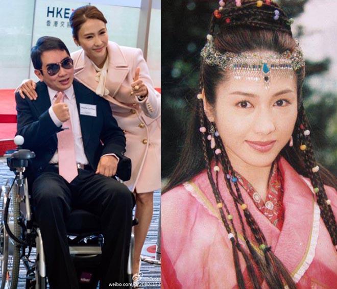 """Ngọc nữ Hồng Kông quá đẹp ở tuổi 47, được tỷ phú """"cưng"""" hết mực - 2"""