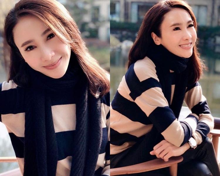 """Ngọc nữ Hồng Kông quá đẹp ở tuổi 47, được tỷ phú """"cưng"""" hết mực - 7"""
