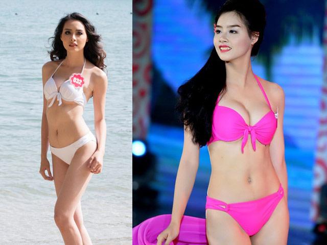 Hoa hậu Biển 2016 tự tin về số đo chuẩn như búp bê