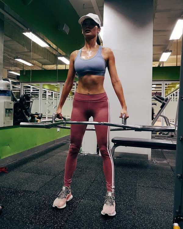"""""""Hoa hậu bánh pía"""" Pia Wurtzbach tiết lộ bí quyết giảm cân đặc biệt - 4"""