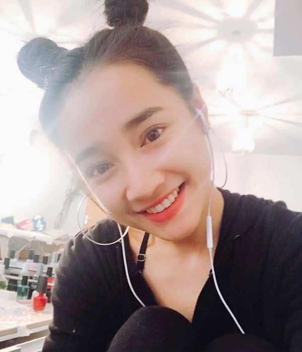 """Nhã Phương, Angela Phương Trinh, Minh Tú... mê mẩn kiểu tóc """"Na Tra"""" - 7"""