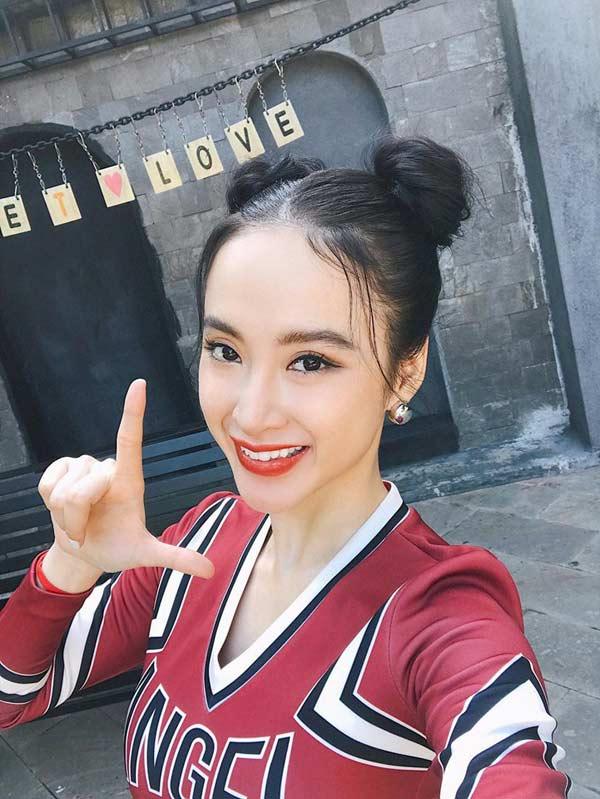 """Nhã Phương, Angela Phương Trinh, Minh Tú... mê mẩn kiểu tóc """"Na Tra"""" - 2"""