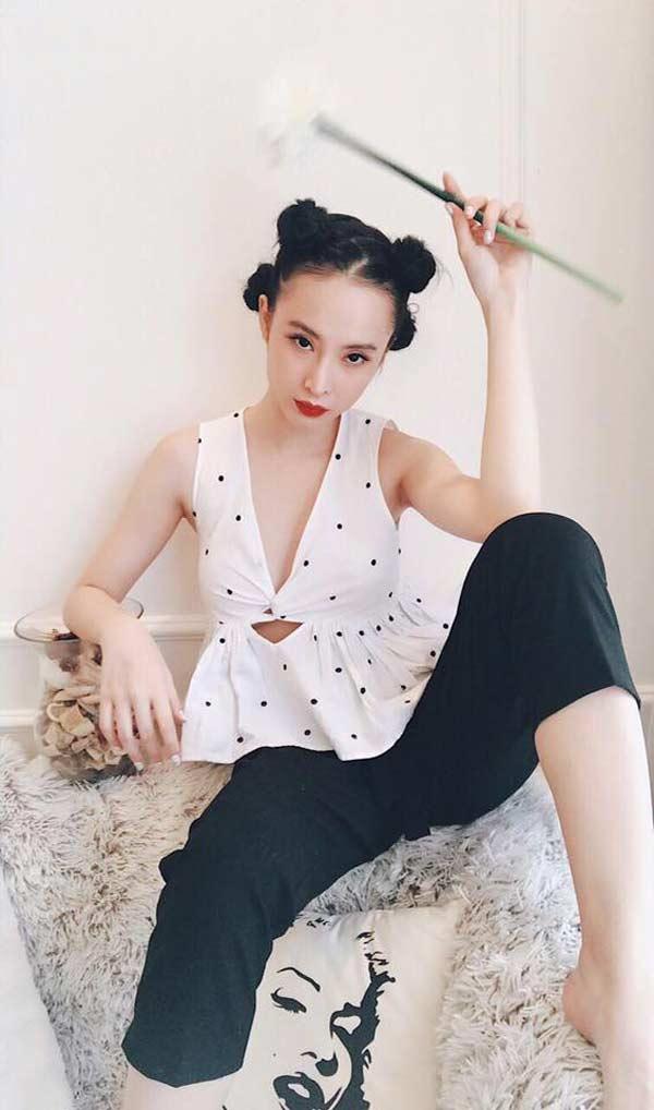 """Nhã Phương, Angela Phương Trinh, Minh Tú... mê mẩn kiểu tóc """"Na Tra"""" - 3"""