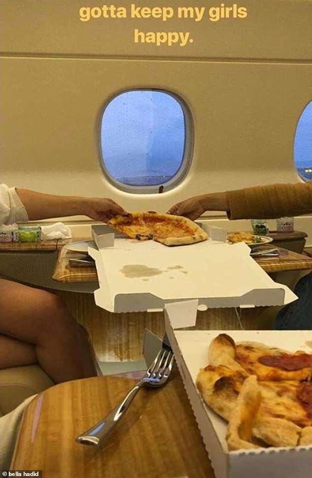 Nghiện ăn pizza, đệ nhất hot girl Hollywood vẫn đẹp nhờ đâu? - 9