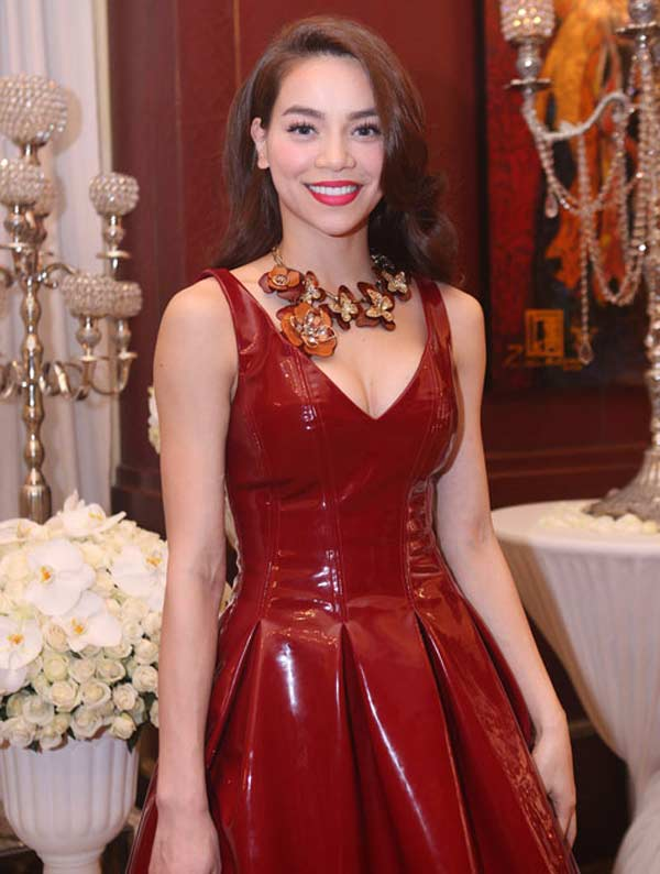 1001 lý do vòng 1 trồi sụt, lên xuống thất thường của các người đẹp Việt - 9