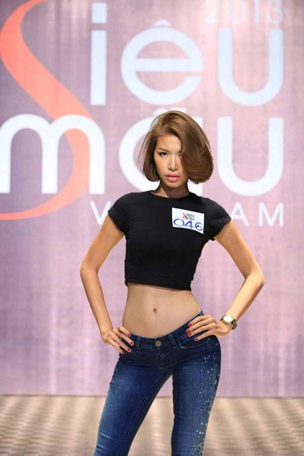 1001 lý do vòng 1 trồi sụt, lên xuống thất thường của các người đẹp Việt - 3