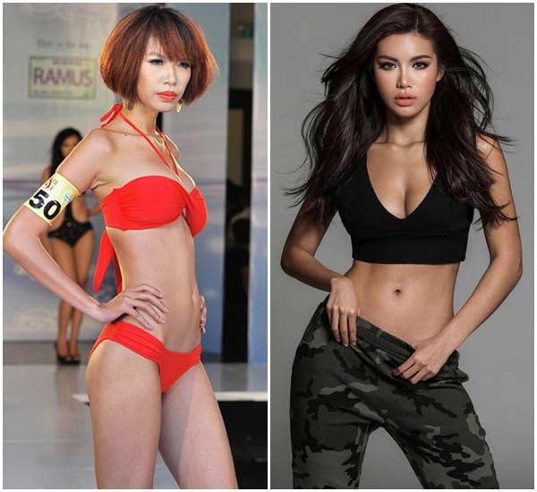 1001 lý do vòng 1 trồi sụt, lên xuống thất thường của các người đẹp Việt - 6