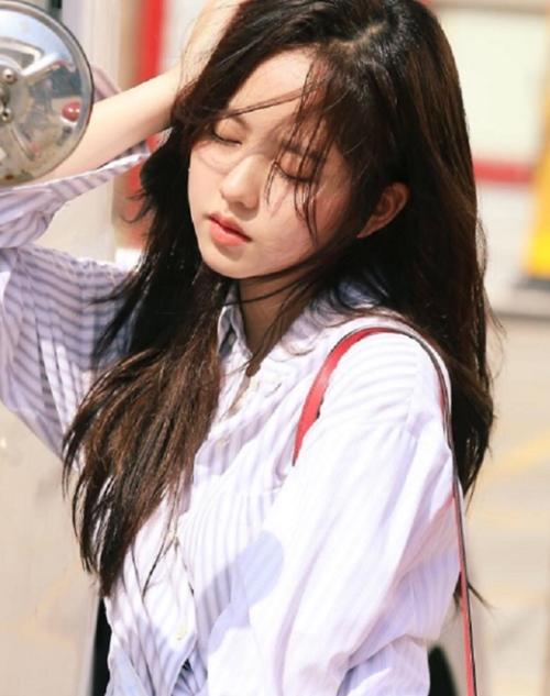 Màn dậy thì đỉnh cao của cô gái 19 tuổi được yêu nhất xứ kim chi - 9