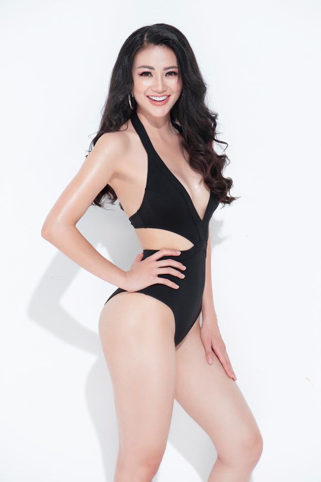 Mỹ nhân Bến Tre thi Hoa hậu Trái Đất xiết eo bằng... sắt - 4