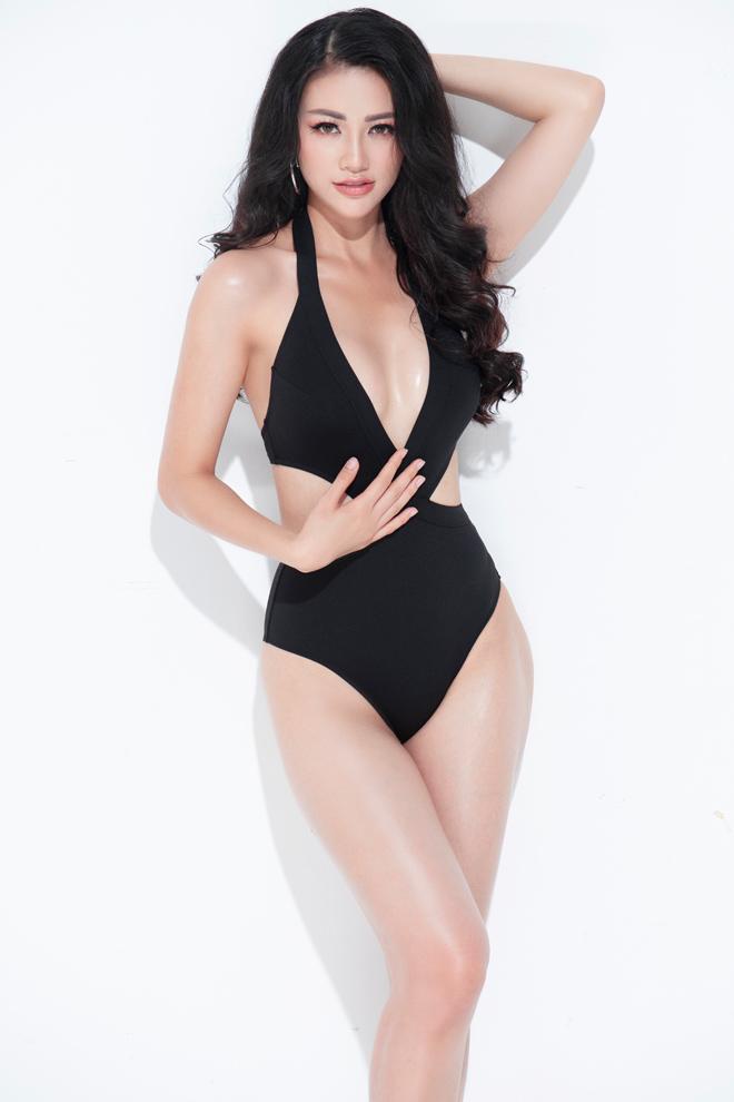 Mỹ nhân Bến Tre thi Hoa hậu Trái Đất xiết eo bằng... sắt - 6