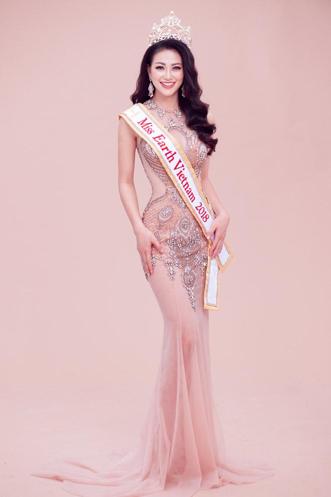 Mỹ nhân Bến Tre thi Hoa hậu Trái Đất xiết eo bằng... sắt - 8