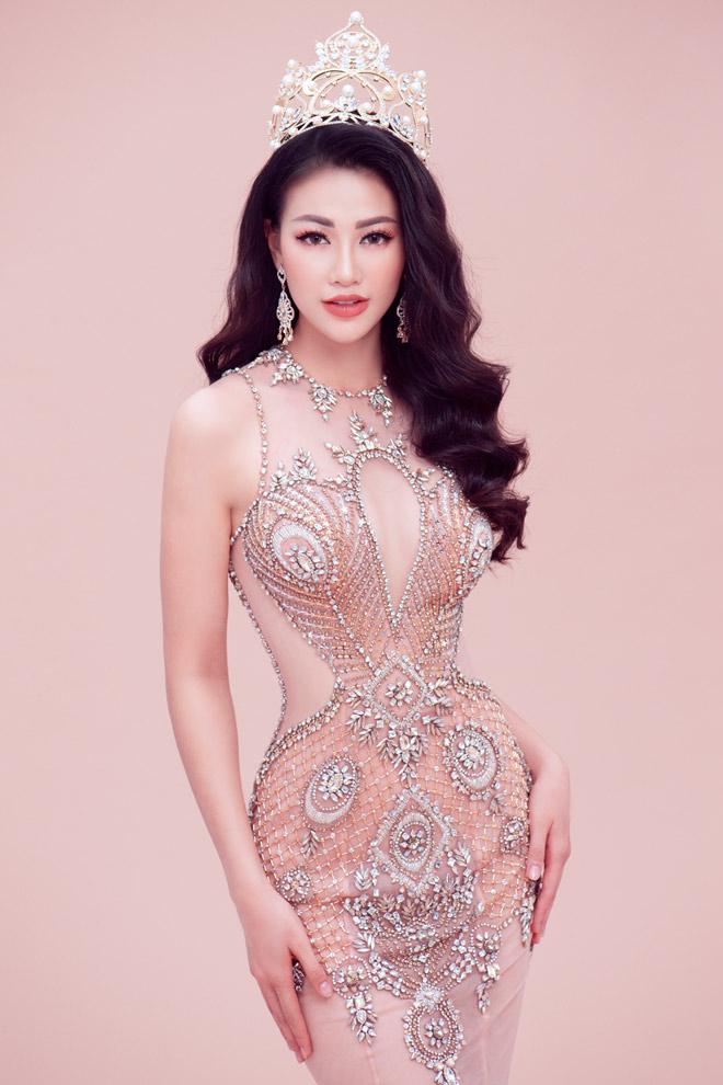 Mỹ nhân Bến Tre thi Hoa hậu Trái Đất xiết eo bằng... sắt - 9