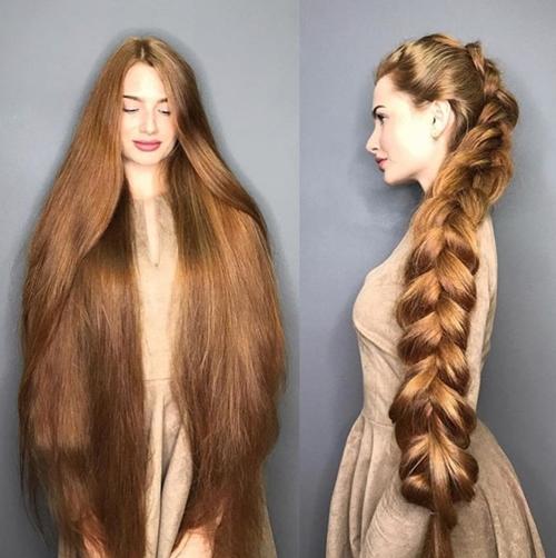"""Quy trình làm đẹp cực khắt khe của """"công chúa tóc mây"""" nước Nga - 3"""