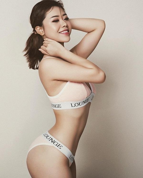 """""""Siêu vòng 3 Kiên Giang"""" giảm 21kg ngoạn mục sau sinh, đẹp như gái son - 5"""